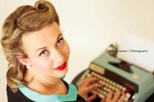 portrait | pinup | retro | vintage